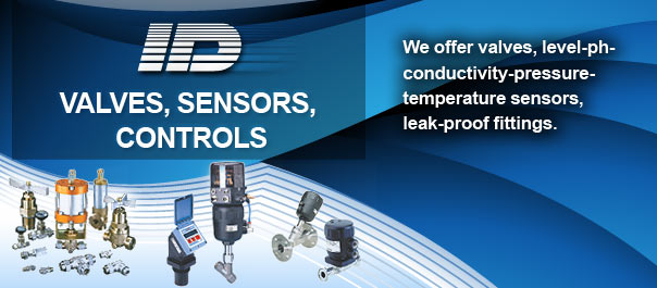 Valves, Sensors and Controller