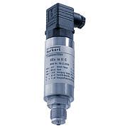 Burkert 8327 Pressure Sensors