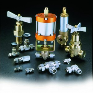 CPV O-Seal Valves